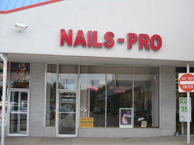 Nail Pro: 575 Morgantown Rd, Uniontown, PA