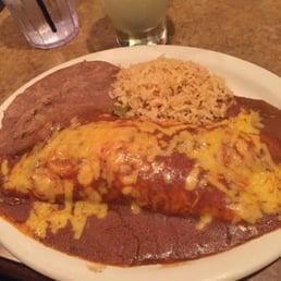 Lopez Mexican Restaurant Drink Menu