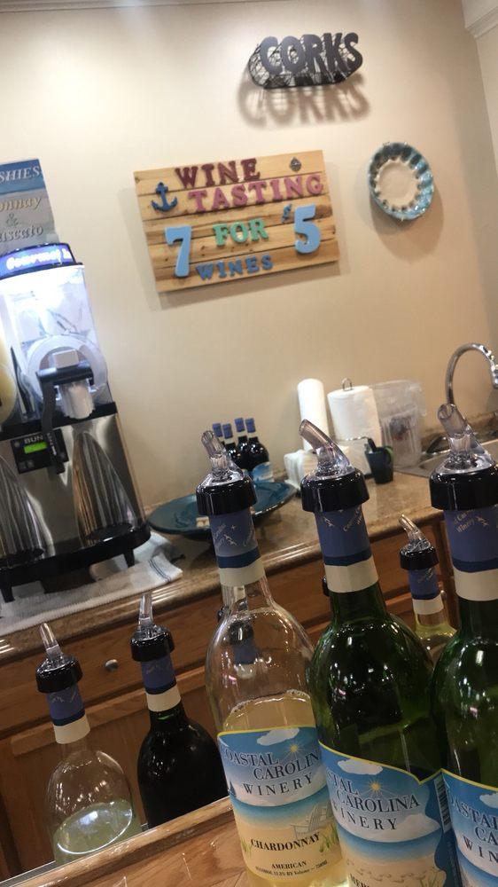 Coastal Carolina Winery
