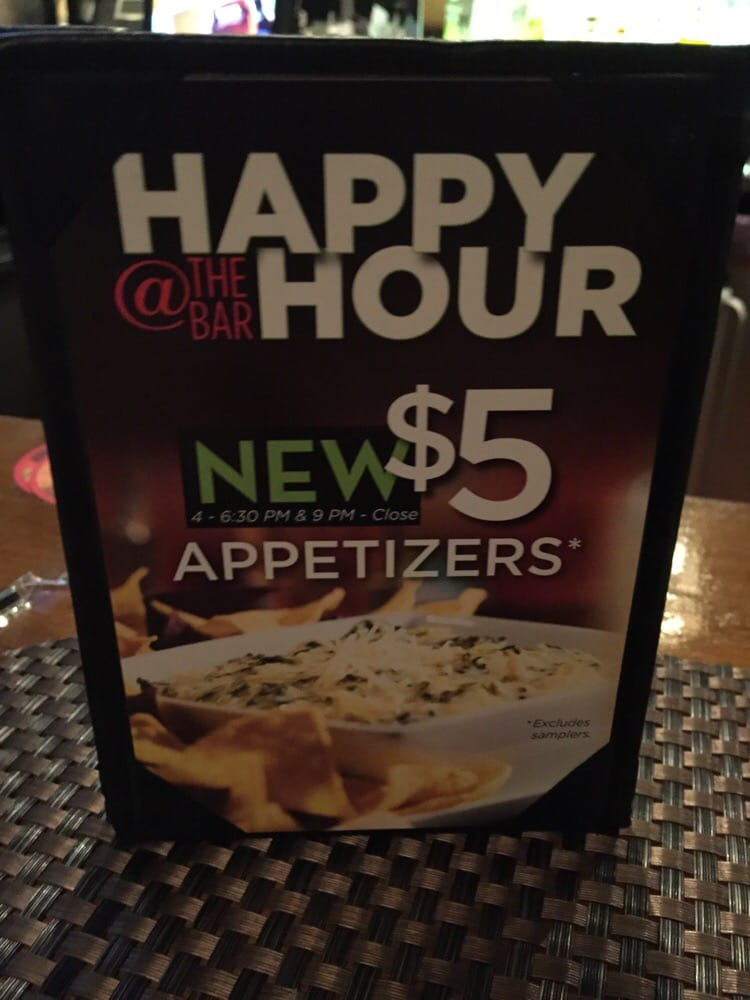 Ruby Tuesday happy hour Deals