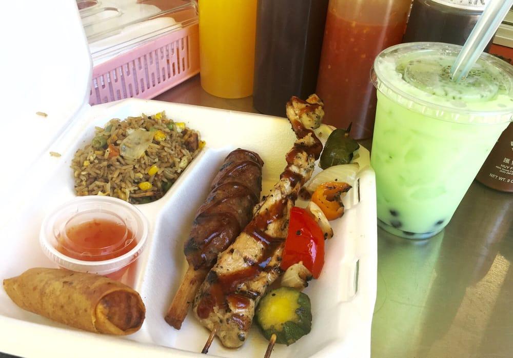 Yum Yum Bites FoodTruck: Oklahoma City, OK