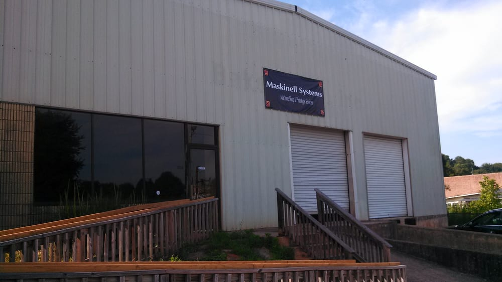 Maskinell systems inc chaudronnerie 1254 industrial for Fenetre yainville