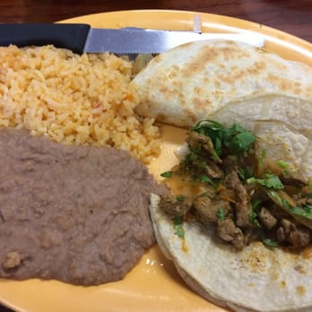 Photo Of Maya Mexican Restaurant Cincinnati Oh United States Taco And Quesadilla
