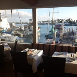 Photo Of Rhumb Line Restaurant Ventura Ca United States Harbor View