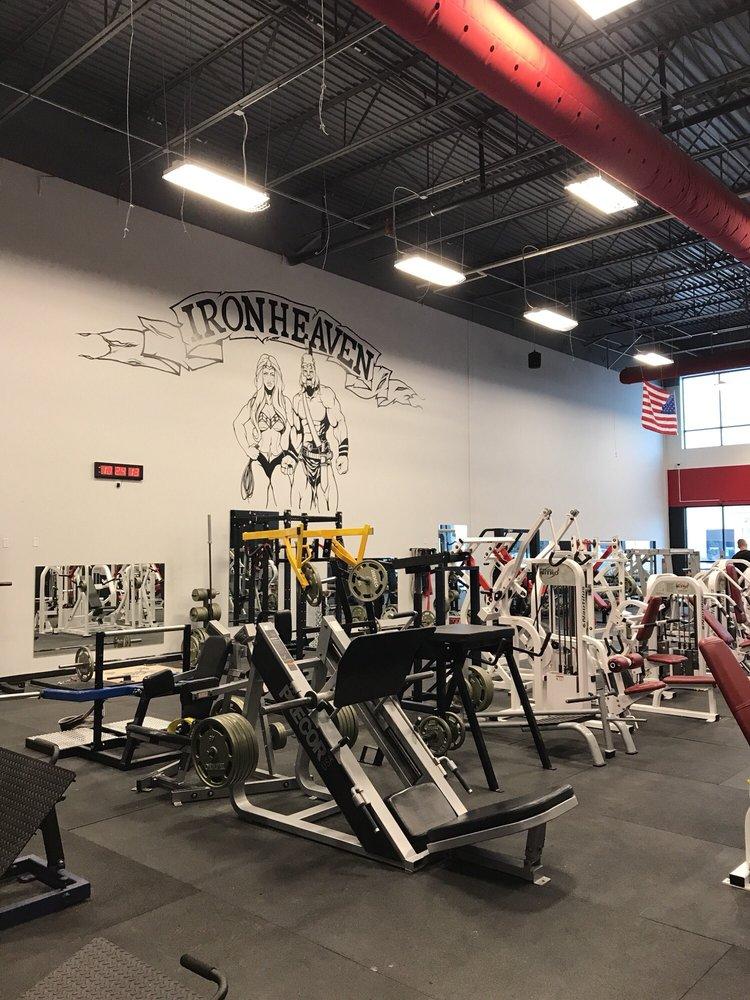 Iron Heaven: 11714 Stonegate Cr, Omaha, NE