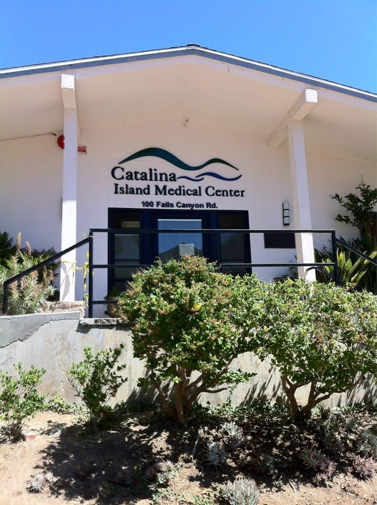 Catalina Island Medical Center: 100 Falls Canyon Rd, Avalon, CA