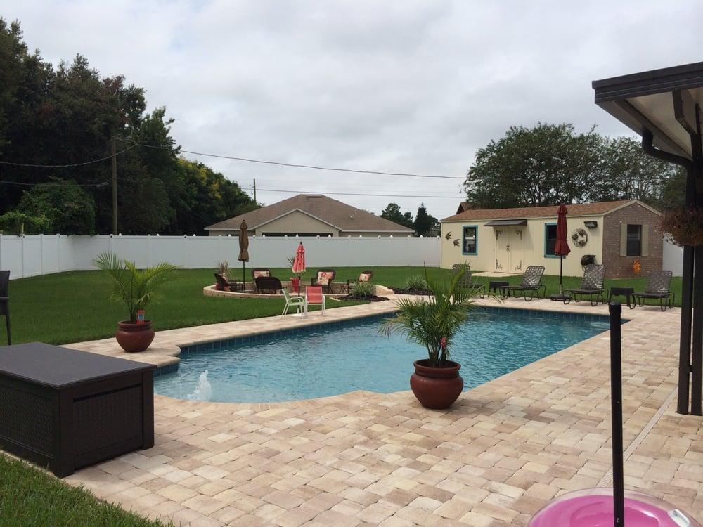 Exquisite Pool & Spa: 1661 Richland Ave, De Land, FL