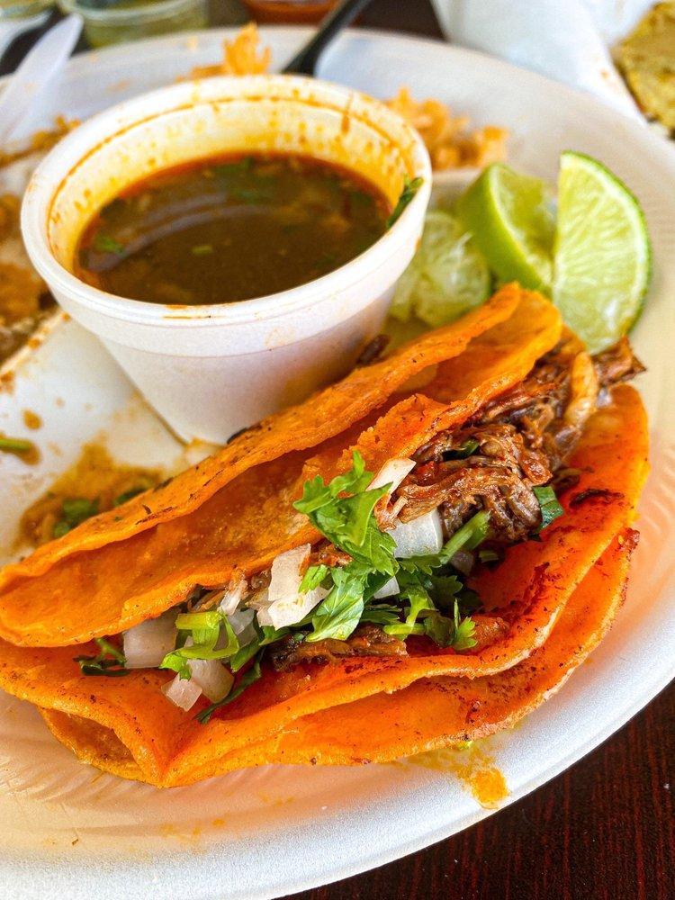 Birrieria Sabor Michoacan: 24233 Creekside Rd, Valencia, CA