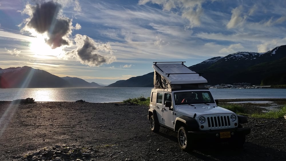 Alaska Adventure Car and Camper Van Rental of Anchorage