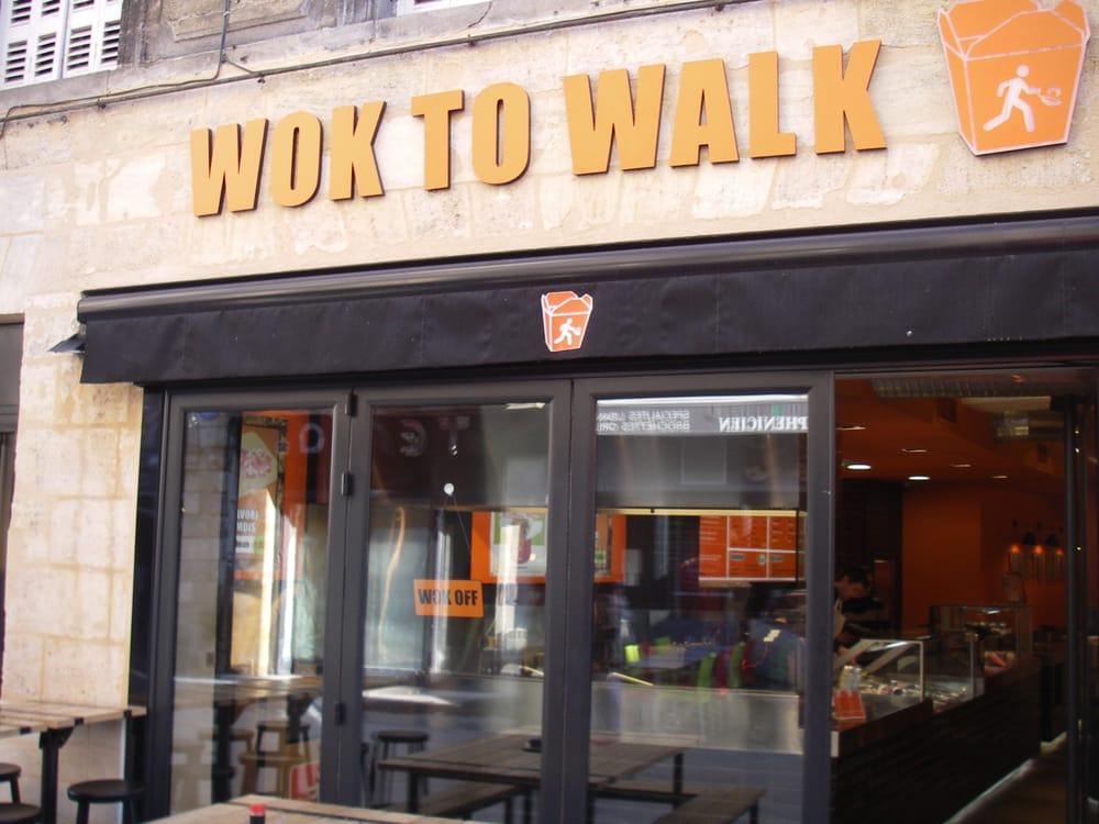 wok to walk 18 photos 37 avis wok 266 rue sainte catherine h tel de ville quinconces. Black Bedroom Furniture Sets. Home Design Ideas
