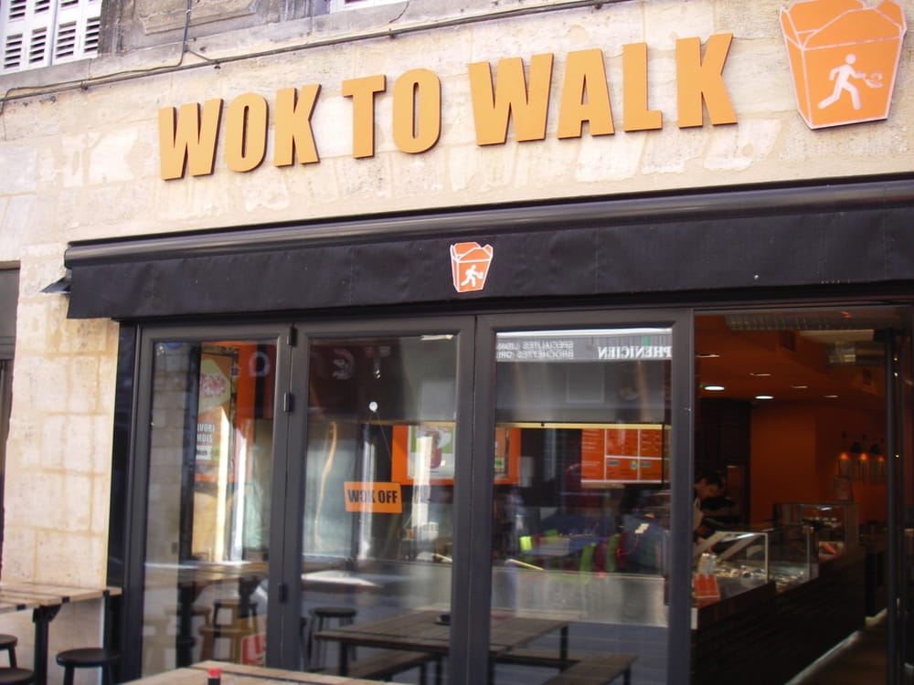Wok to walk 18 foto e 37 recensioni wok 266 rue for Hotel rue lafaurie monbadon bordeaux