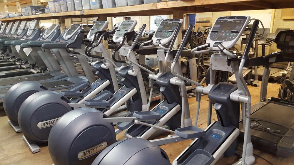 CT Fitness Sales And Service: 41 Stevens St, Waterbury, CT