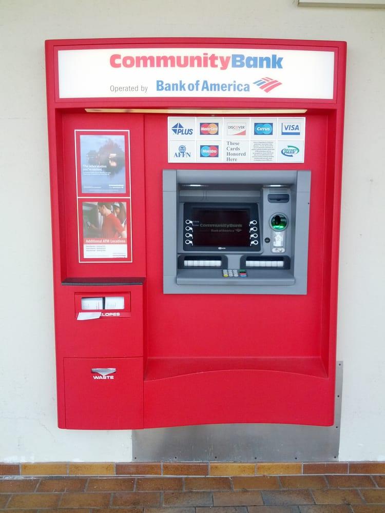 No fee ATM outside  - Yelp