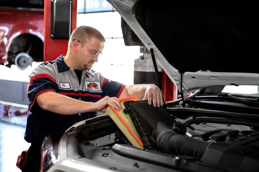 Brakes Plus: 4555 City Centre Rd, Longmont, CO