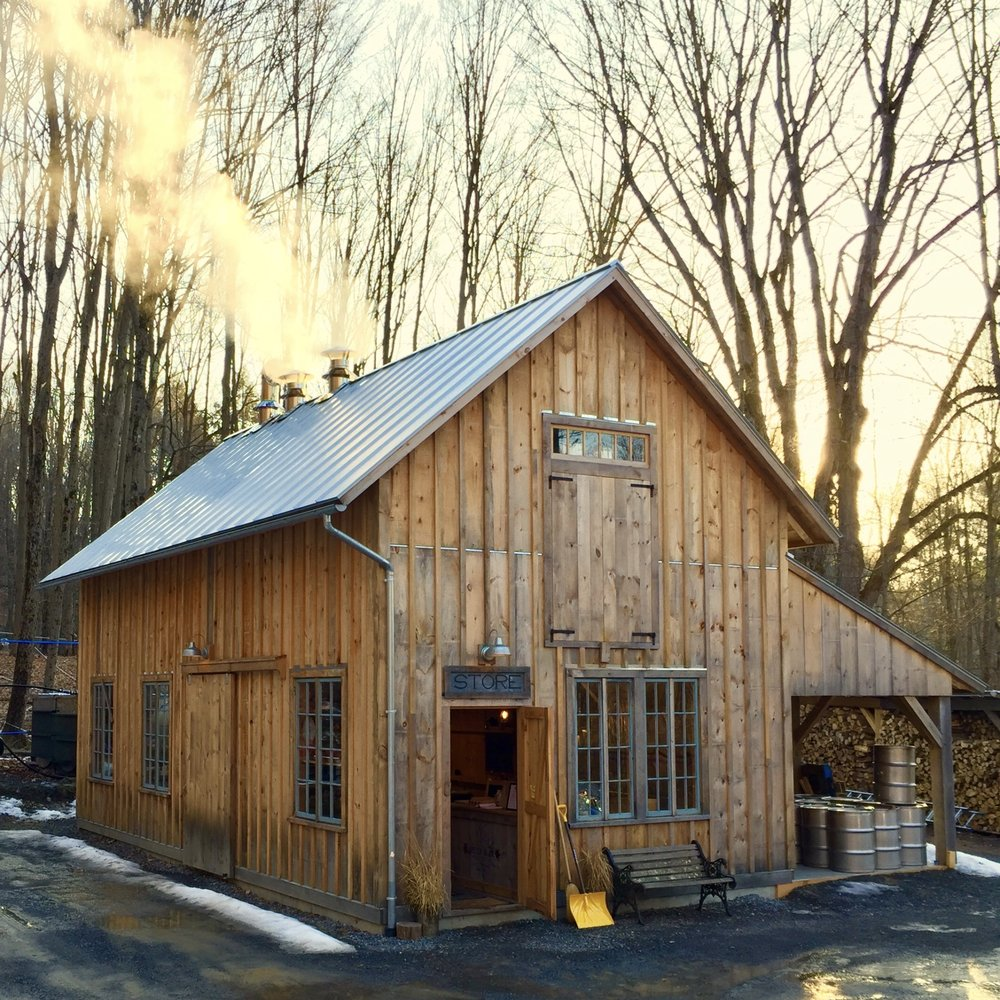 Maple Leaf Sugaring: 93 Dupier Rd, Ghent, NY
