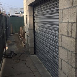 Photo of Kimu0027s Roll Up Doors - Los Angeles CA United States. Trash & Kimu0027s Roll Up Doors - Garage Door Services - 8623 Mettler Ave Green ...
