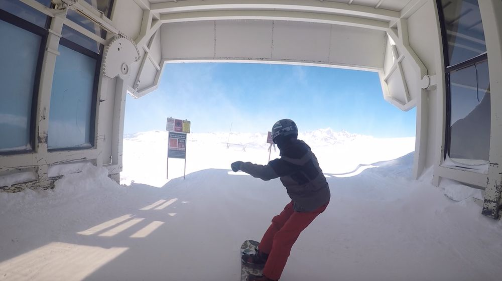 Learn To Snowboard: Mammoth Lakes, CA