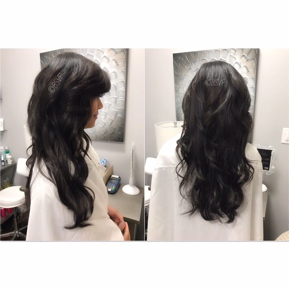 Great Lenghts Hair Extensions Unmatched By The Competition Beauty Studio By Veronica Best