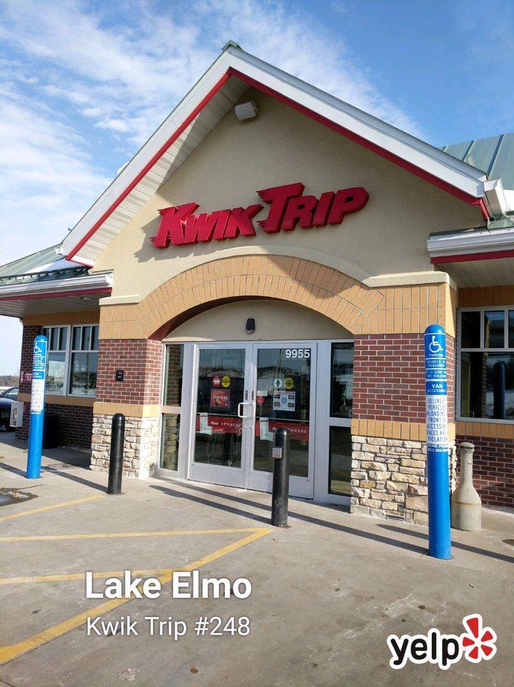 Kwik Trip #248: 9955 Hudson Blvd N, Lake Elmo, MN