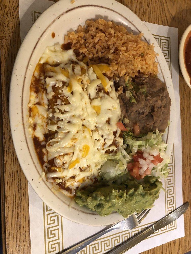Mexican Connexion Restaurant: 131 S Jefferson St, Hastings, MI