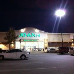 joann fabrics locations in texas