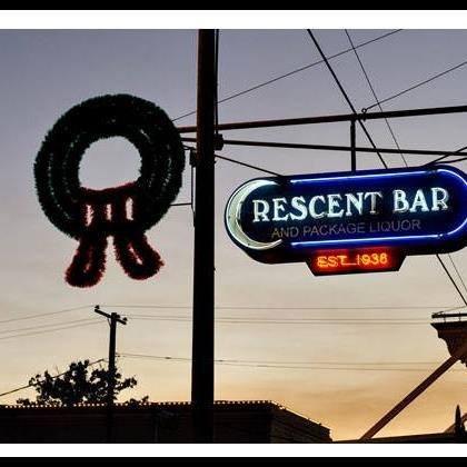 Social Spots from Crescent Bar