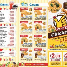 photos for ofc chicken v menu yelp
