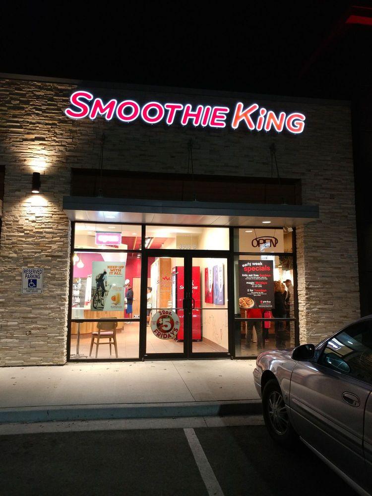 Smoothie King: 3508 N Belt Hwy, St Joseph, MO