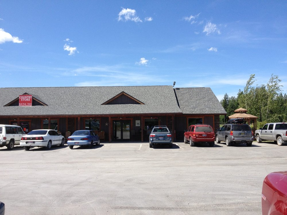The Gathering Place: 510752 Hwy 95, Bonners Ferry, ID