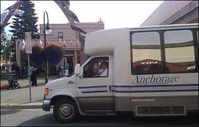 Anchorage Tours & Transfers