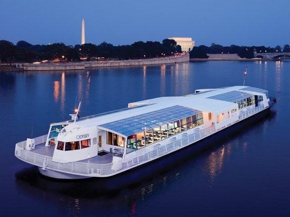 Odyssey Cruises Washington DC: 580 Water St SW, Washington, DC, DC