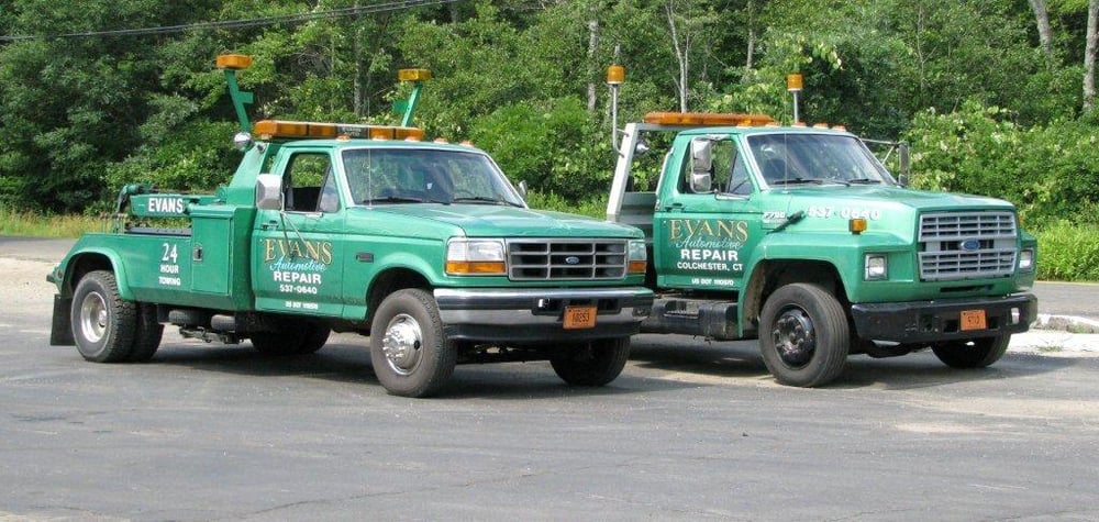 Towing business in Colchester, CT