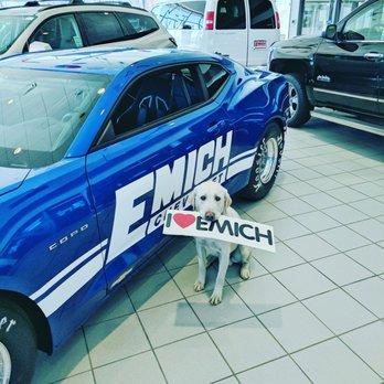 Emich Chevrolet - 29 Photos & 47 Reviews - Car Dealers ...