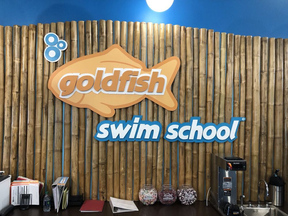 Goldfish Swim School - Ashburn: 21140 Ashburn Crossing Dr, Ashburn, VA