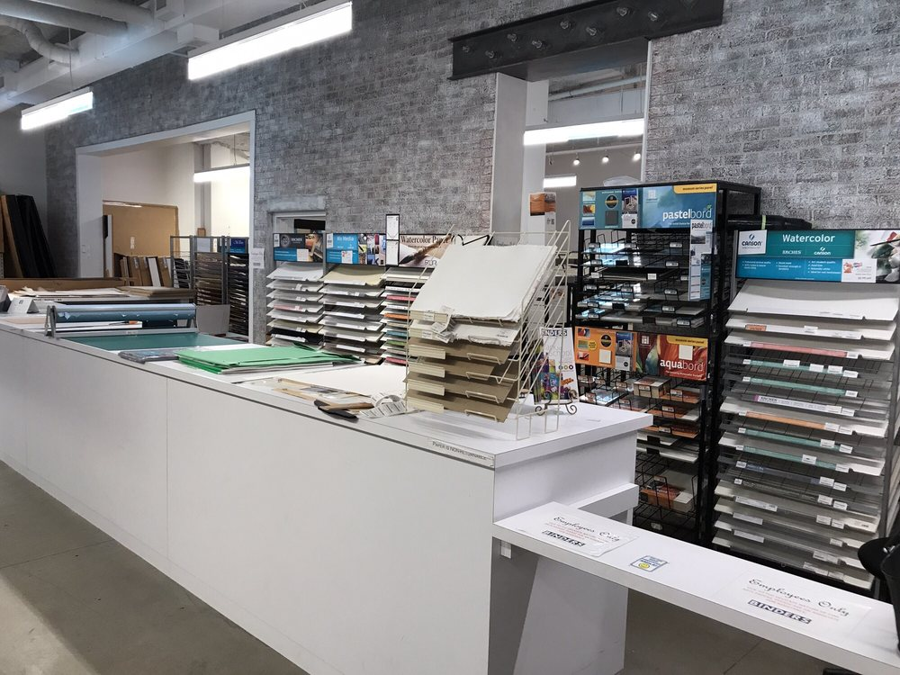 Photos for Binders Art Supplies and Frames - Yelp