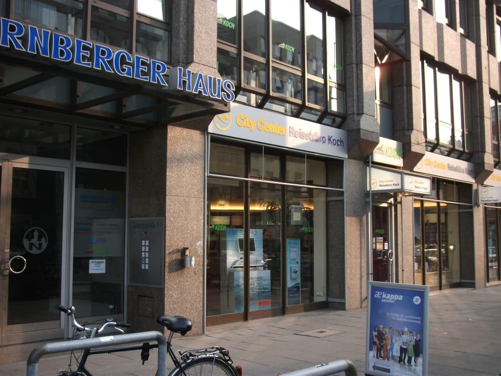 Reiseb ro koch bersee agenzie di viaggio georgsplatz - Agenzie immobiliari ad amburgo ...