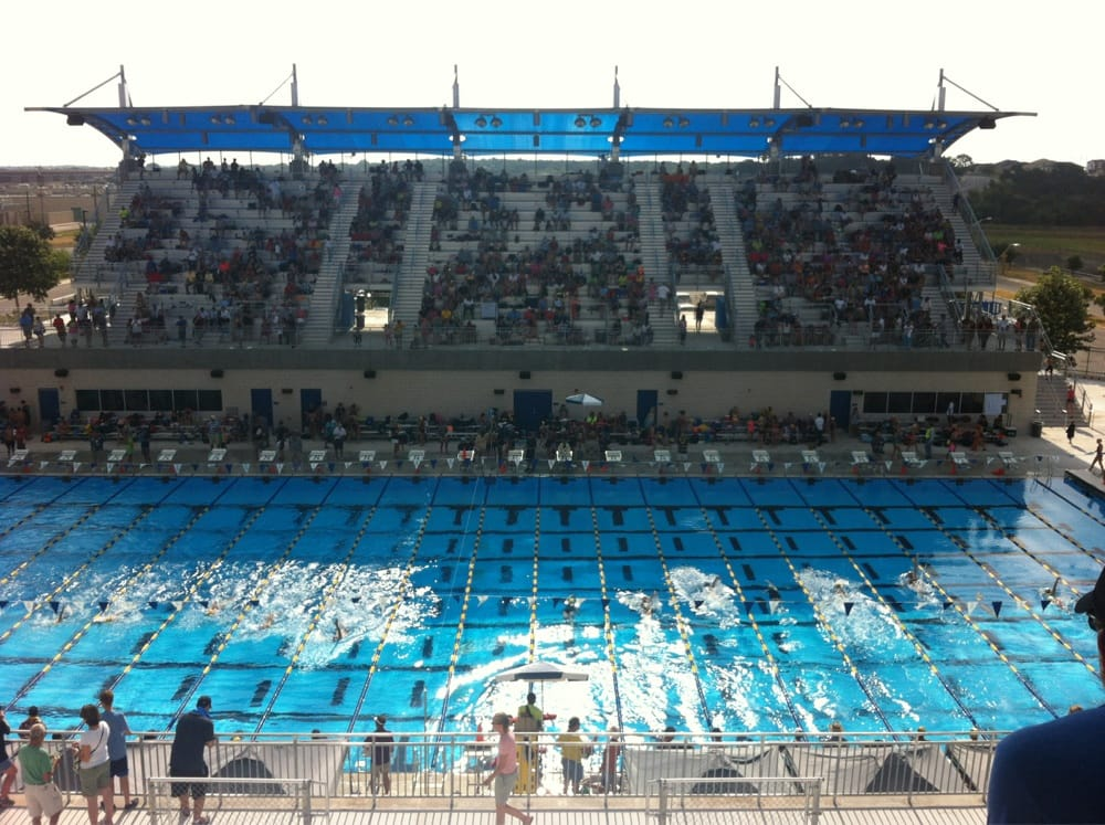 Awesome facility for a school district yelp for Swimming pool repairs san antonio