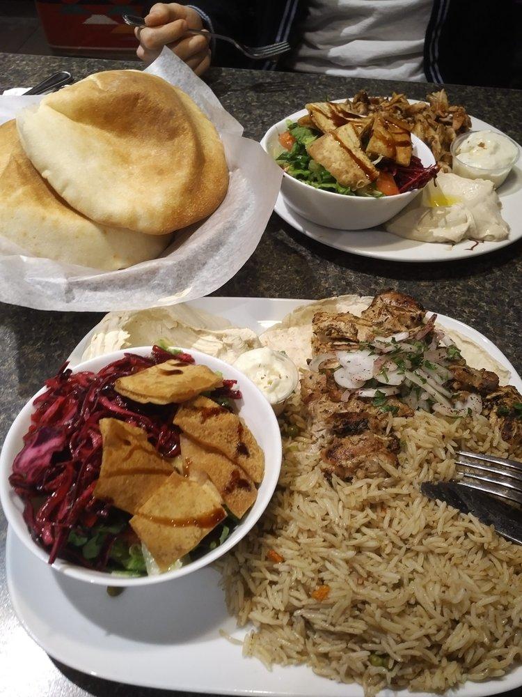 Arabesque Restaurant Kitchener