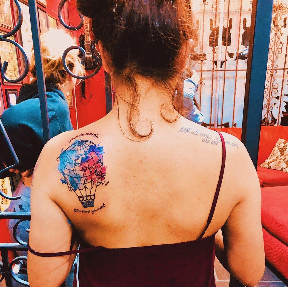 Tattoo shops in 29 palms ca