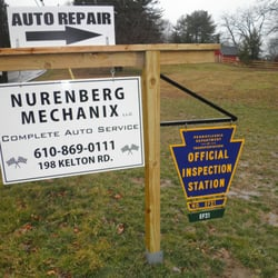 Nürenberg nurenberg mechanix llc closed auto repair 198 kelton rd