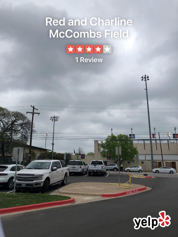Red and Charline McCombs Field