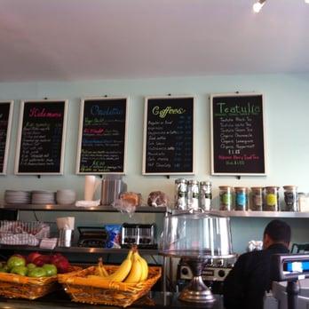 Banyan Cafe Jersey City Menu