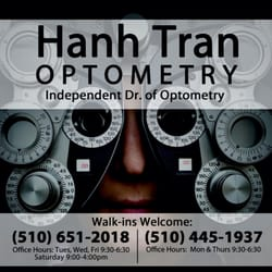 732af0e0bf Hanh Tran Optometry - 13 Photos - Optometrists - 40580 Albrae St ...
