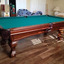 Pool Table Pros Pool Billiards Whitfield Park Dr - Pool table movers sarasota