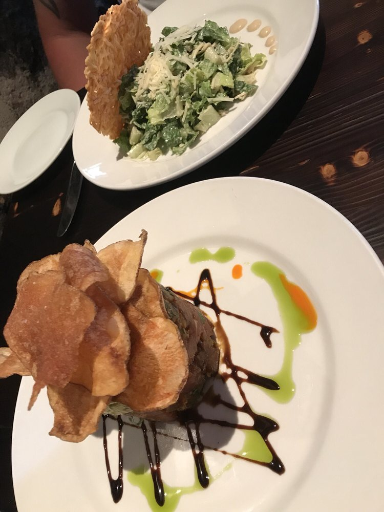 The Blacksmith Steakhouse, Bar & Lounge: 211 NW Greenwood Ave, Bend, OR