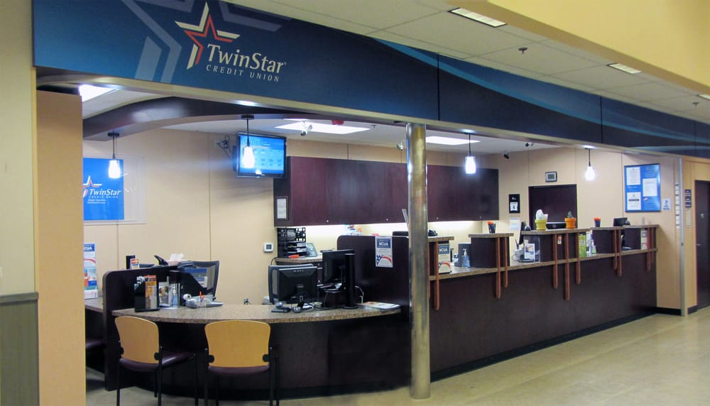 Twinstar Credit Union Yelm Safeway Banks Credit Unions 1109