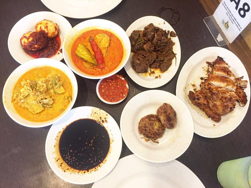 Hjh Maimunah Restaurant - JOO CHIAT
