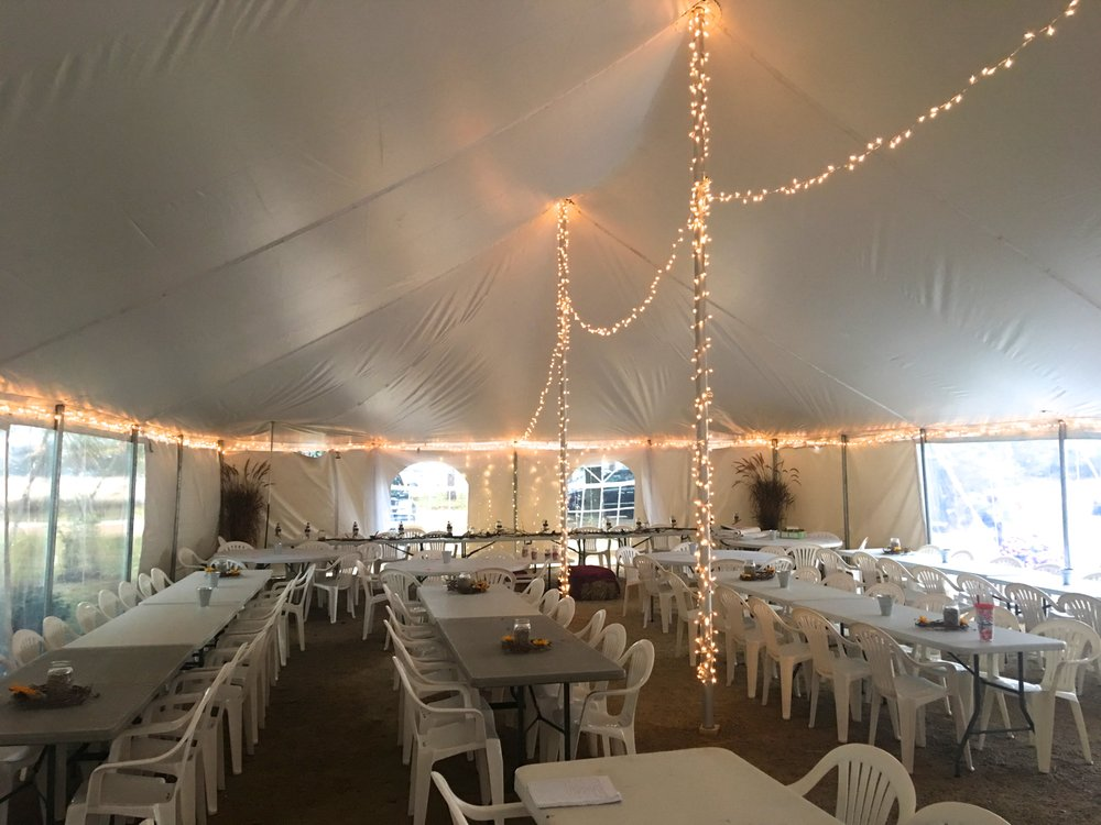 D&S Party Tents: 3633 State Hwy 13, Wisconsin Dells, WI