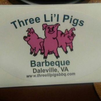 Photo of Three Li l Pigs Barbeque   Daleville  VA  United States. Three Li l Pigs Barbeque   89 Photos   117 Reviews   Barbeque