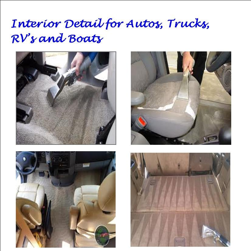 Delta steam carpet upholstery cleaning 14 photos 11 - Steam clean car interior near me ...